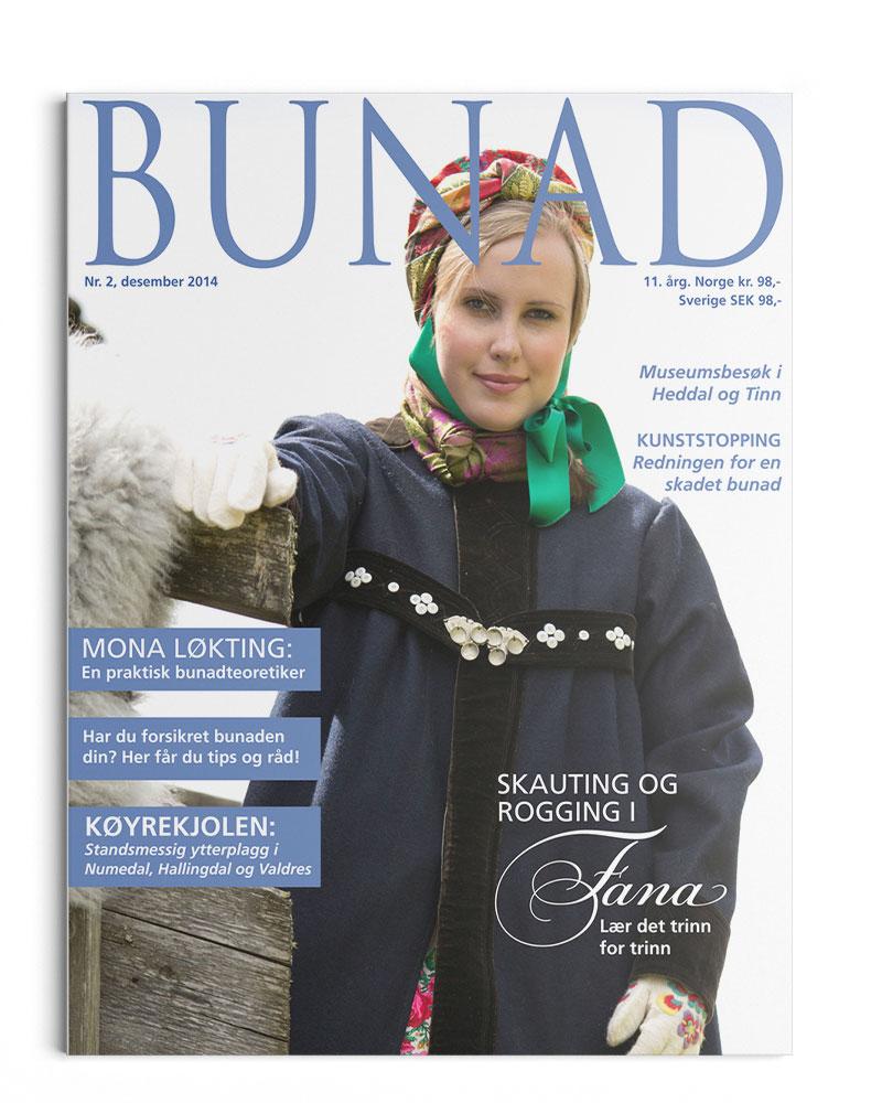 Bunad utgave 2 2014