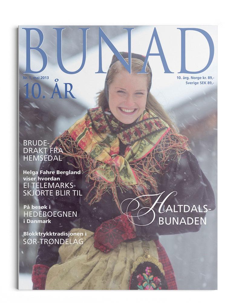 Bunad utgave 1 2013