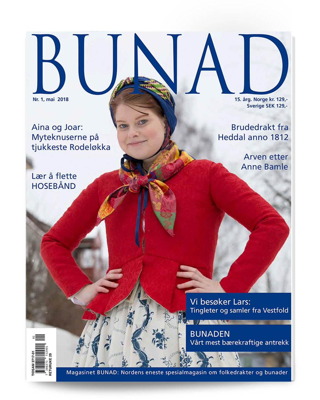 Bunad Utgave 1 2018