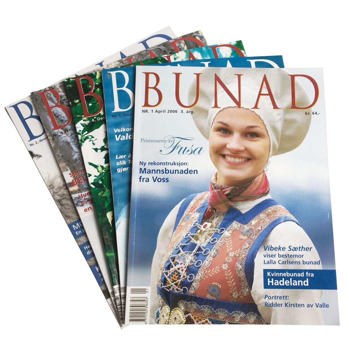 Abonnement + Hordaland-bundle