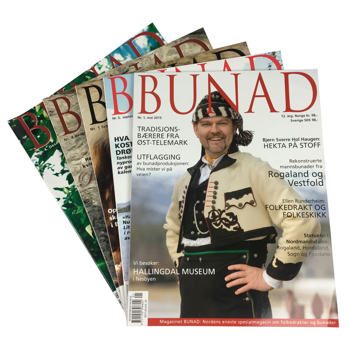 Abonnement + Telemark-bundle