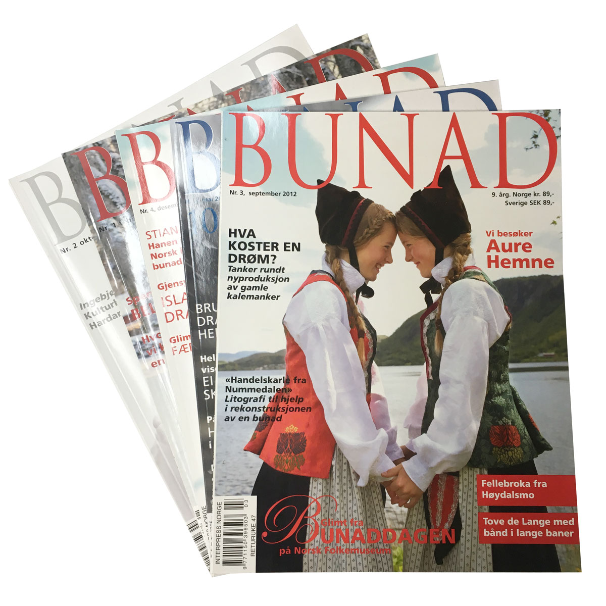 Abonnement + Trøndelag-bundle