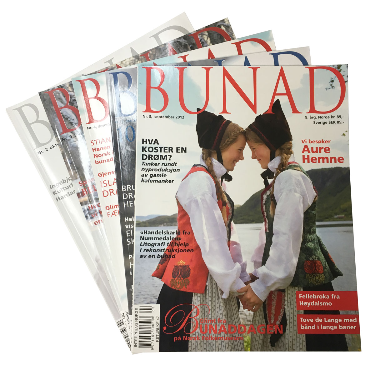 Abonnement + Buskerud-bundle