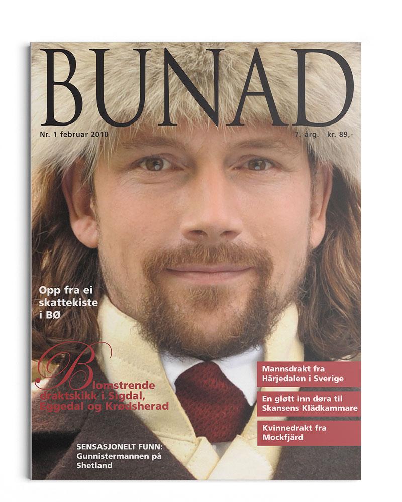 Bunad utgave 1 2010
