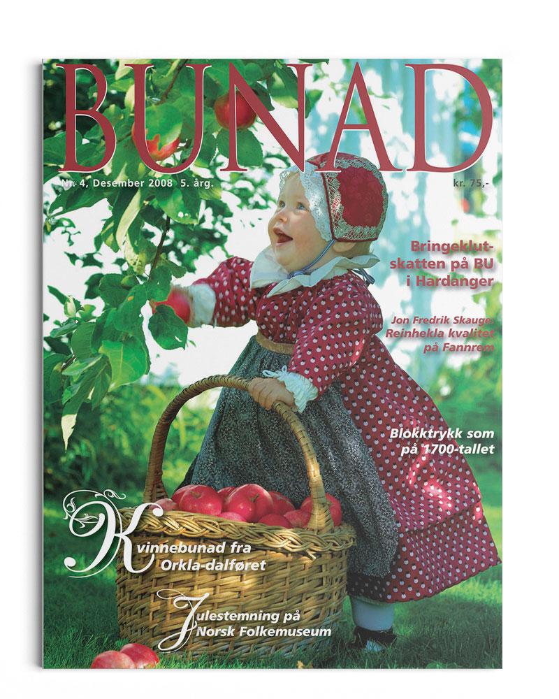 Bunad utgave 4 2008