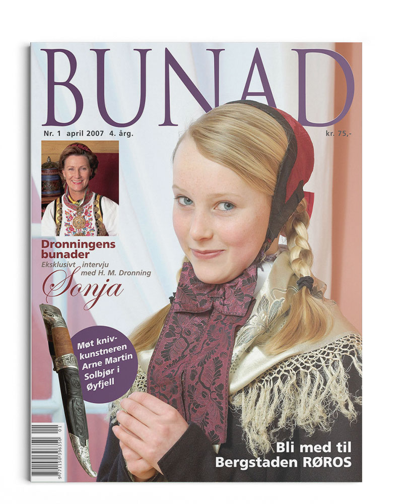 Bunad utgave 1 2007