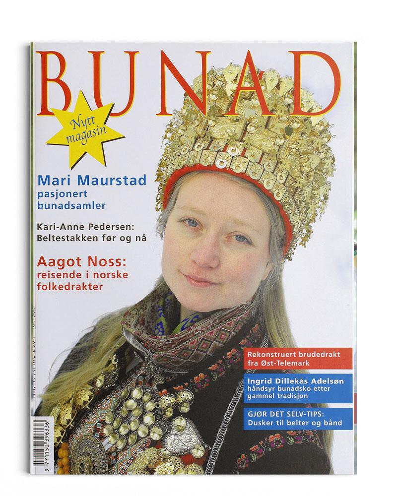 Bunad utgave 1 2004