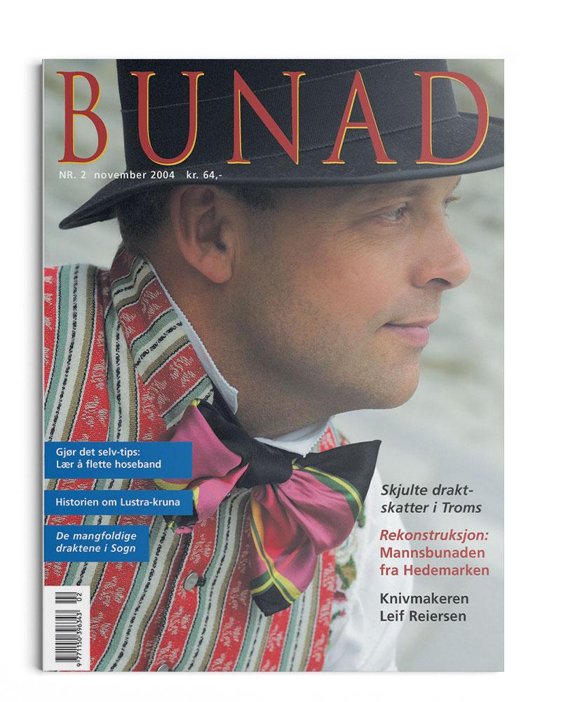 Bunad utgave 2 2004