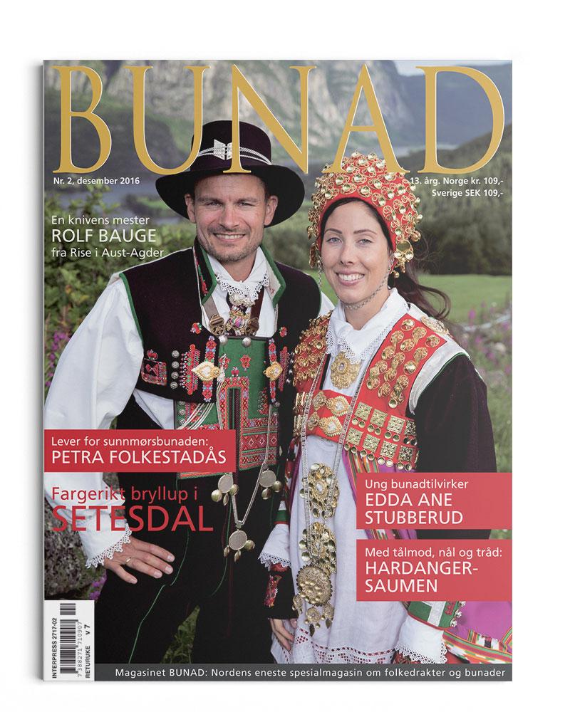 Bunad utgave 2 2016