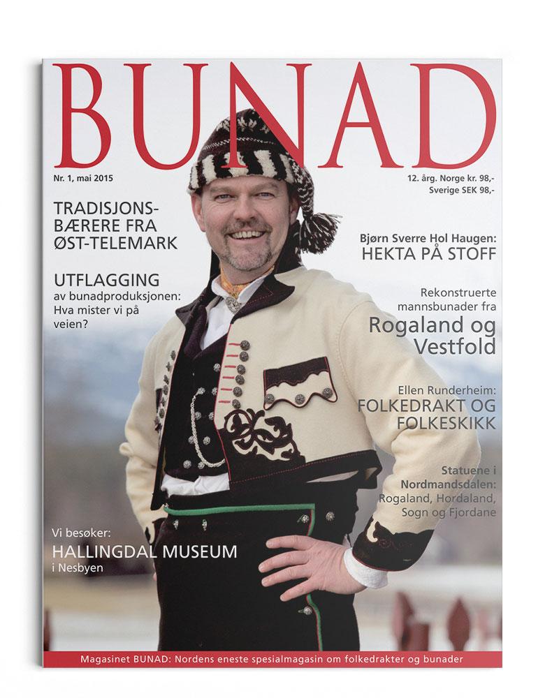 Bunad utgave 1 2015