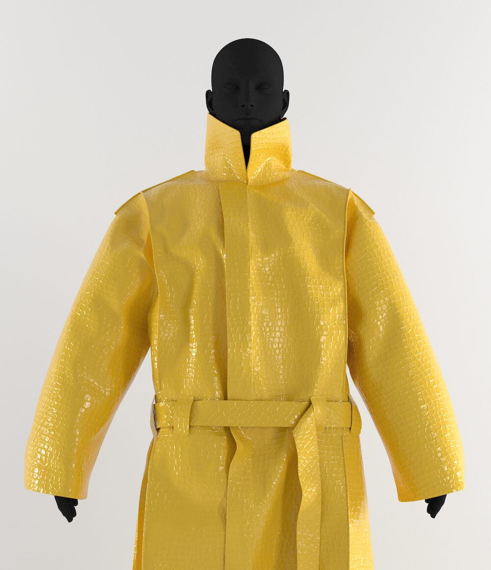 Intoxica coat