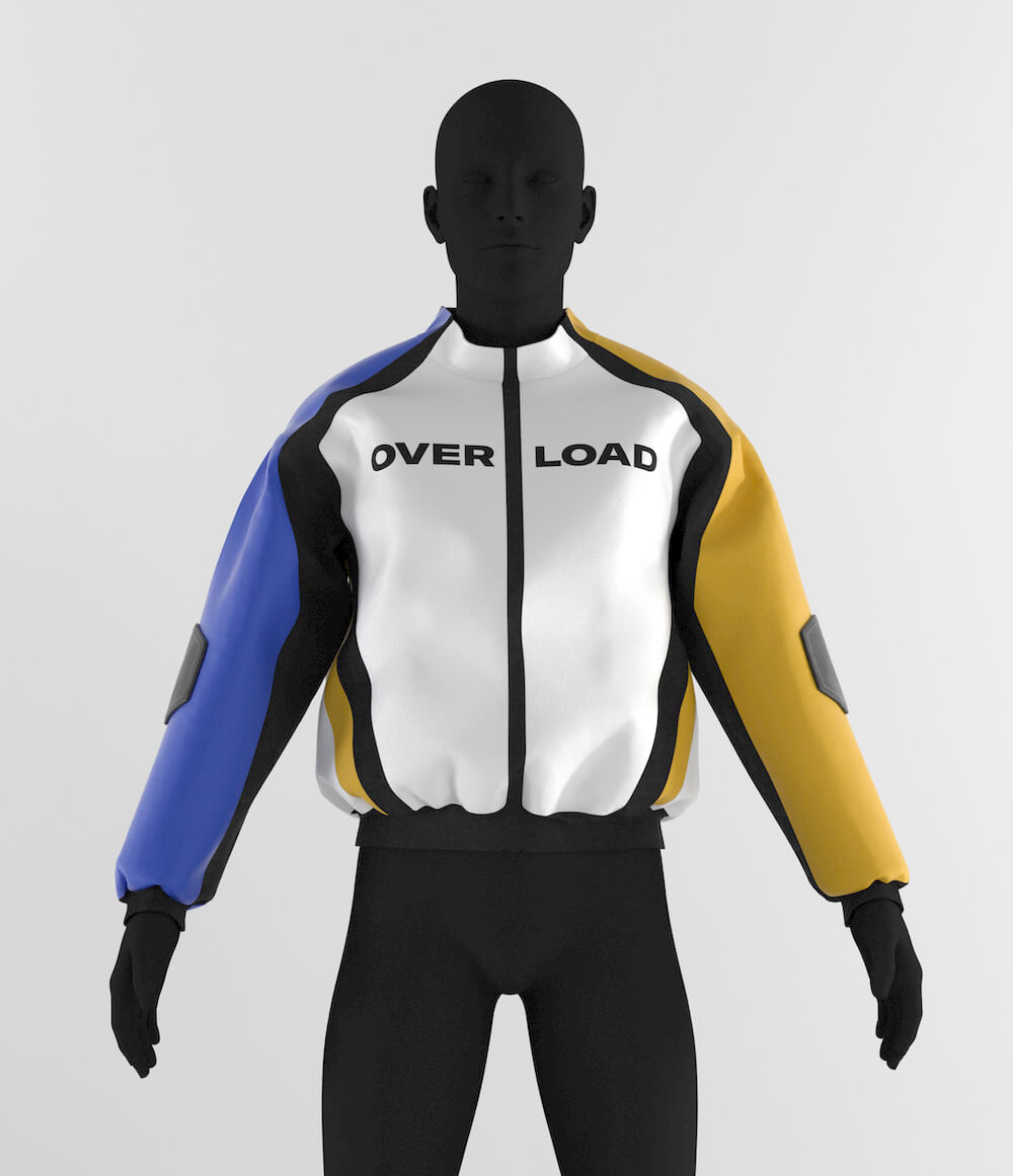 Overload track top