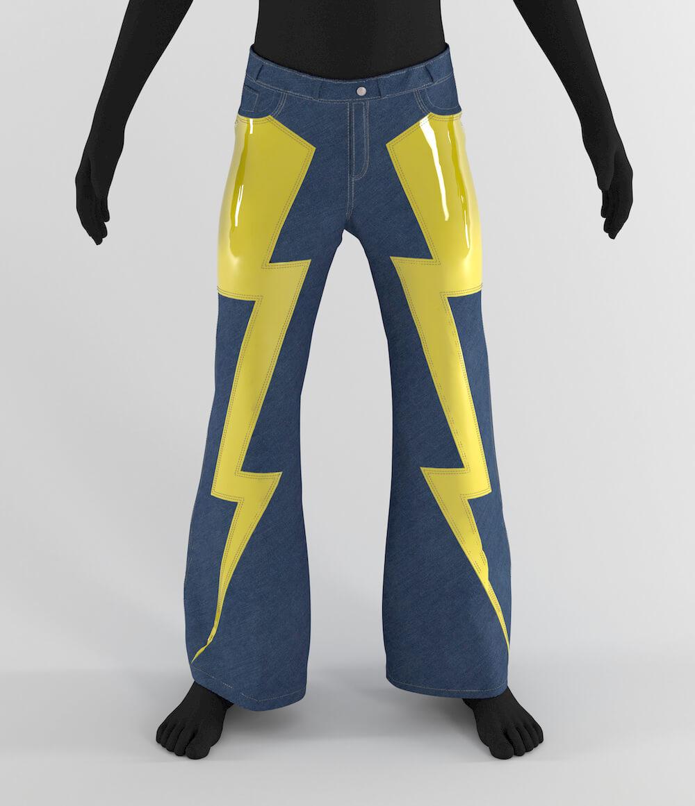 Thunder jeans