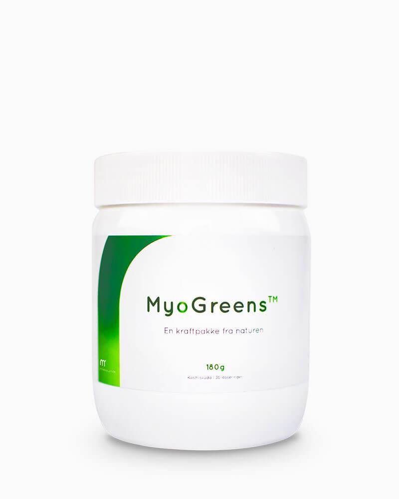 Kosttilskudd - MyoGreens