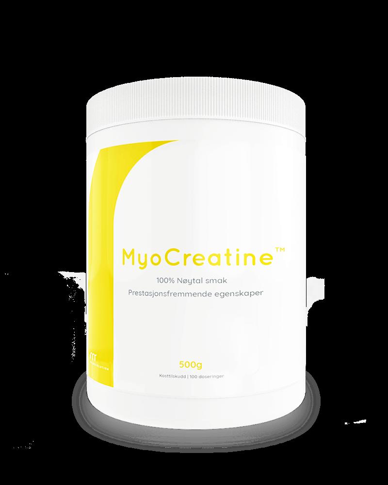 Kosttilskudd - MyoCreatine