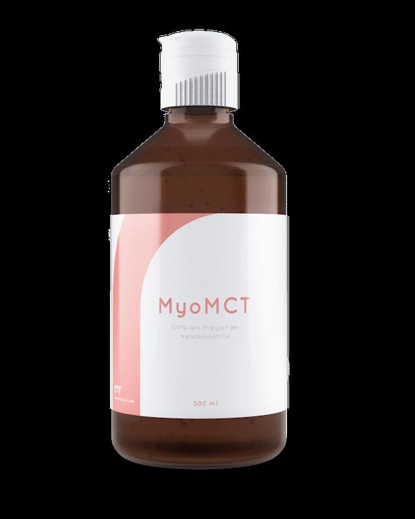 Kosttilskudd - MyoMCT