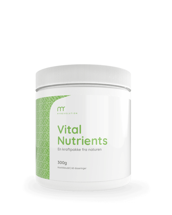 Kosttilskudd - Vital Nutrients