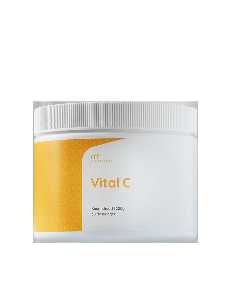 Kosttilskudd - Vital C