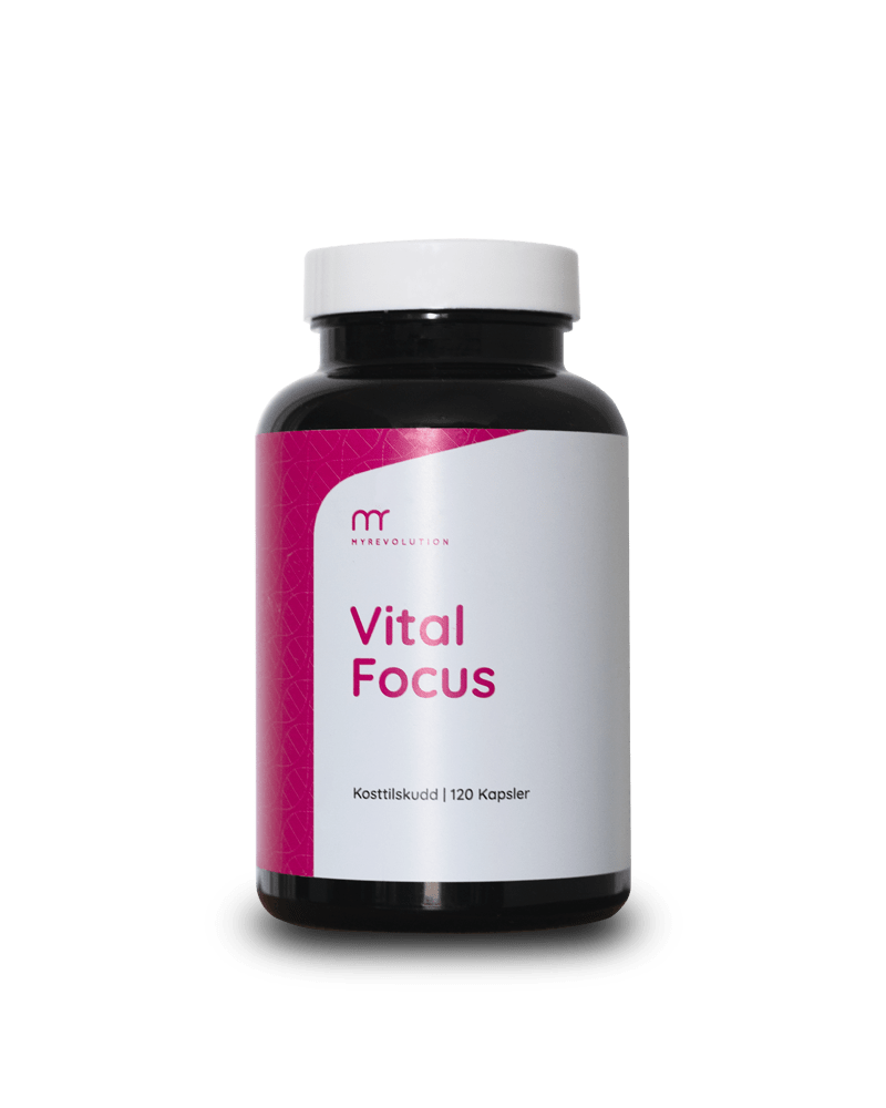 Kosttilskudd - Vital Focus