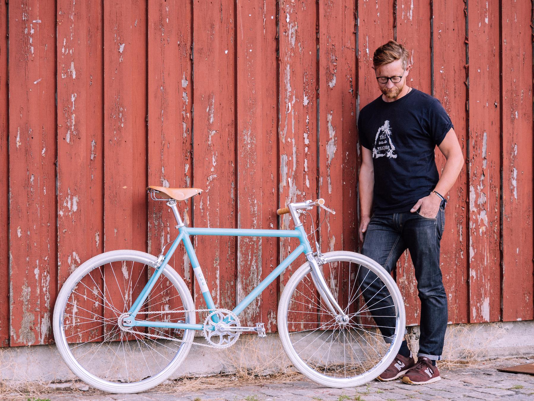 Heritage bike