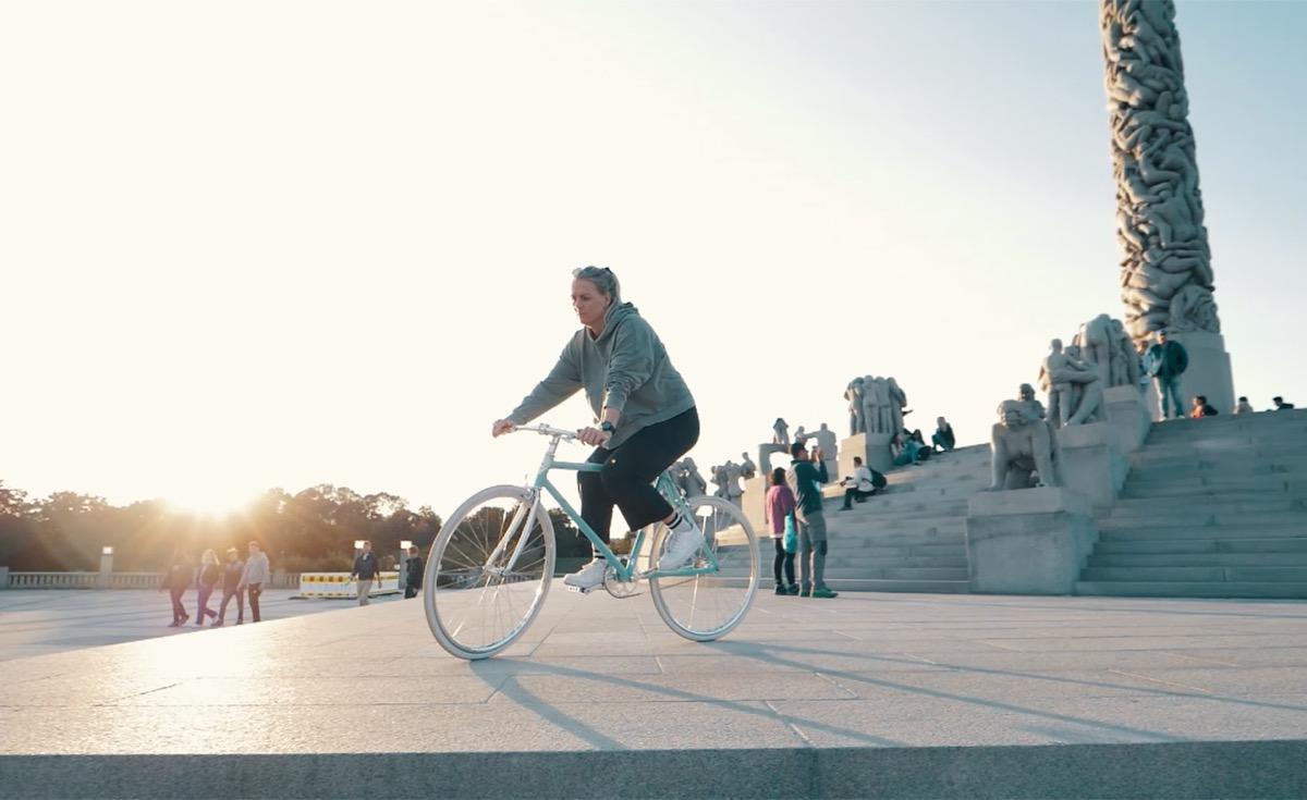 Frognerparken Bike Ride